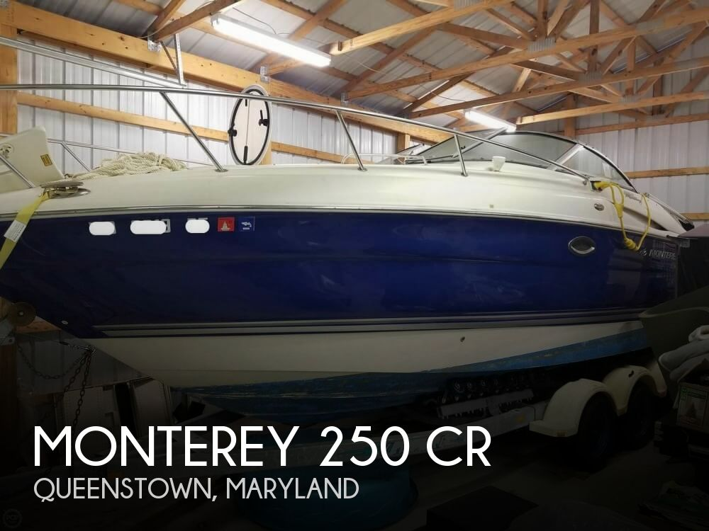 Used Boats For Sale in Hagerstown, Maryland by owner | 2005 Monterey 25