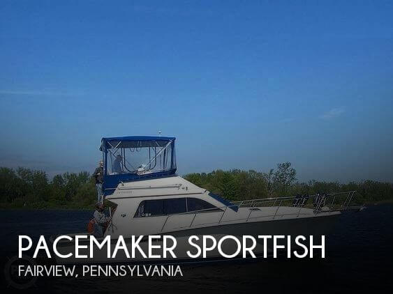 Used Boats For Sale in Erie, Pennsylvania by owner | 1988 Pacemaker 36
