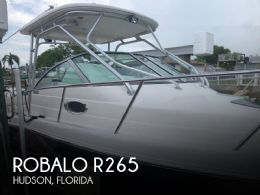 2007 Robalo R265