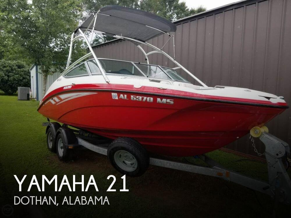Used Boats For Sale in Dothan, Alabama by owner | 2015 Yamaha 21