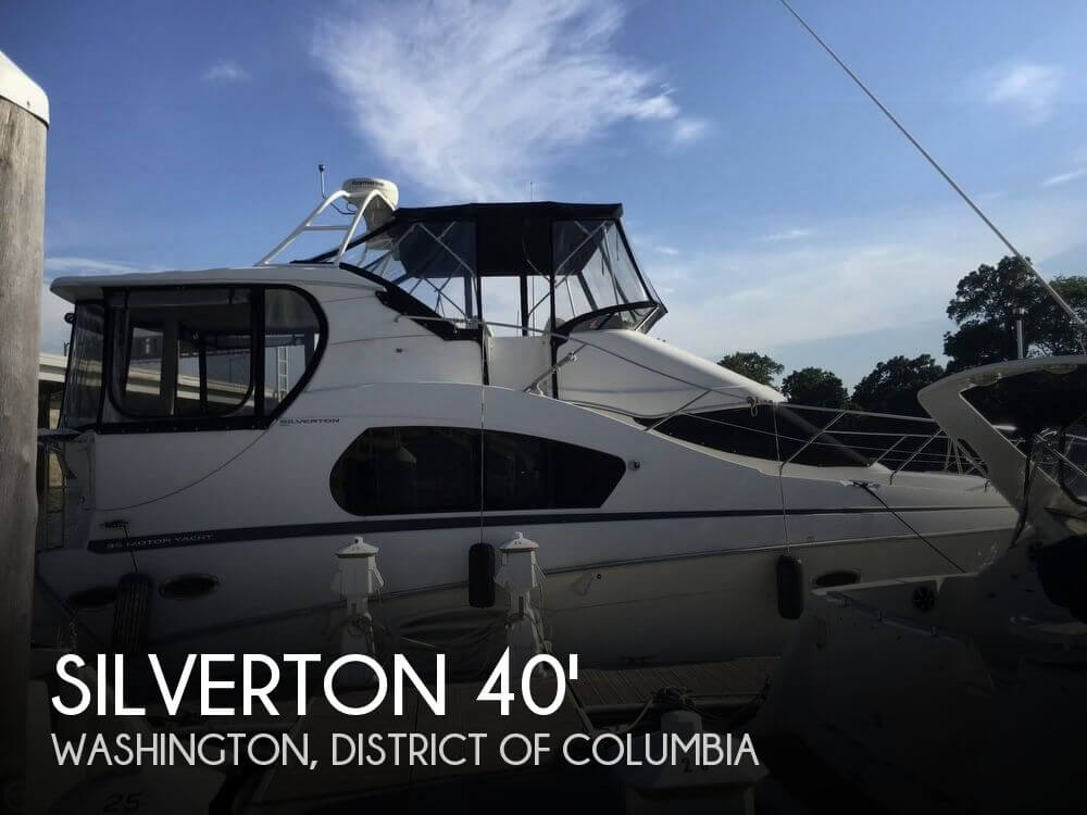 Used Silverton Motoryachts For Sale by owner | 2004 Silverton 40
