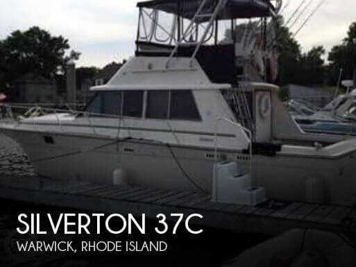Used Silverton Fishing boats For Sale by owner | 1989 Silverton 37