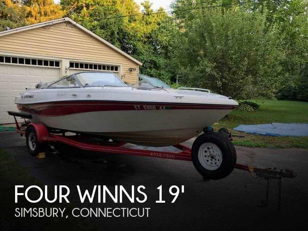 Used Four Winns 19 Boats For Sale by owner | 2001 Four Winns 19