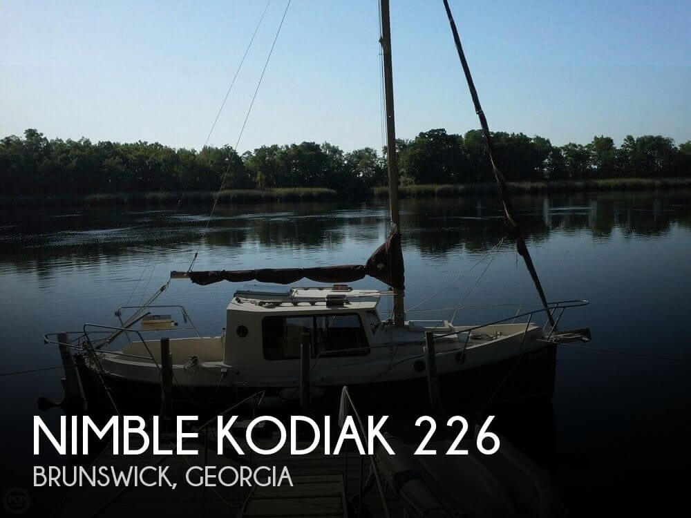 Used Nimble Boats For Sale by owner | 1993 Nimble 26