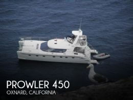2002 Prowler 450