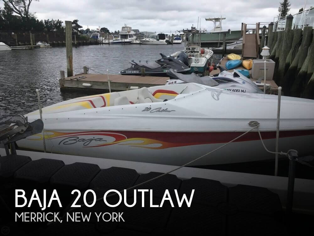 Used Boats For Sale in Bridgeport, Connecticut by owner | 2003 Baja 20