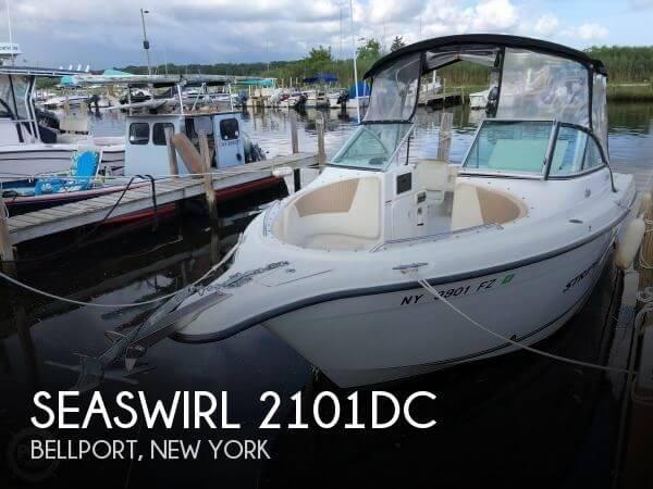 Used SEASWIRL Boats For Sale by owner | 2005 Seaswirl 21