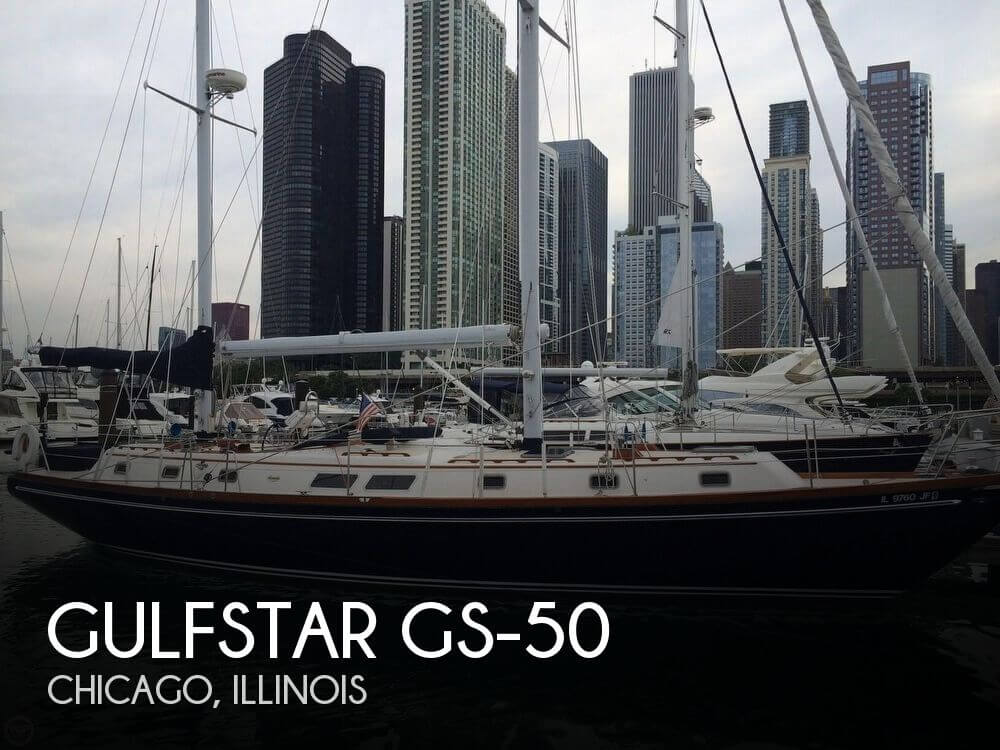 Used Gulfstar Boats For Sale by owner | 1980 Gulfstar 50