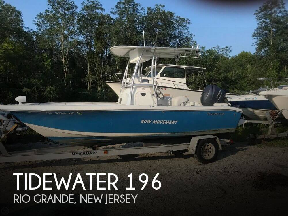 Used Tidewater Boats For Sale by owner | 2014 Tidewater 19