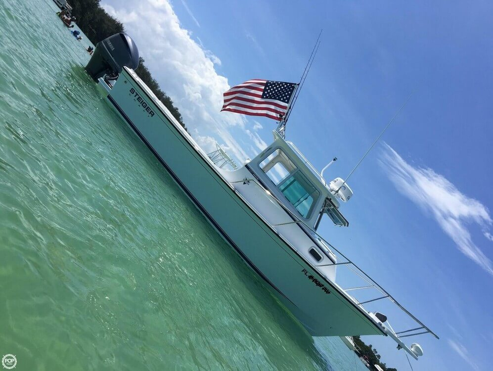 2018 Steiger Craft boat for sale, model of the boat is 23DV Miami & Image # 5 of 40
