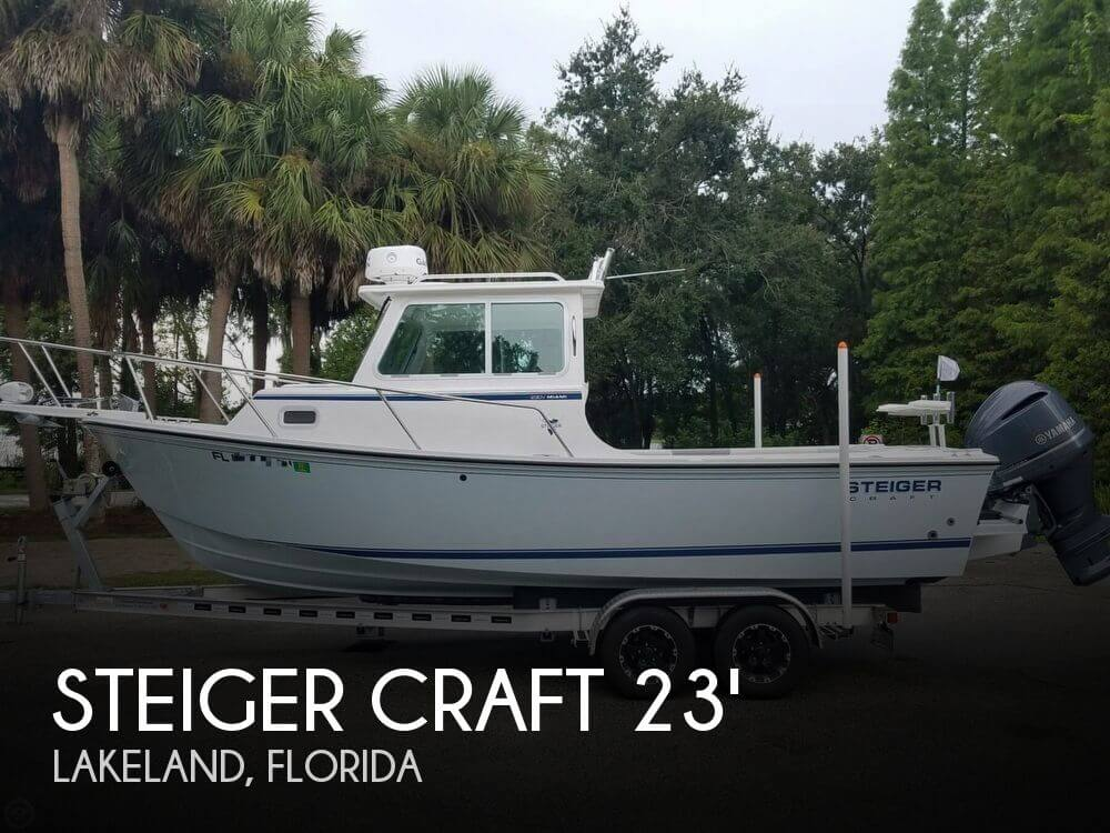 2018 Steiger Craft boat for sale, model of the boat is 23DV Miami & Image # 1 of 40