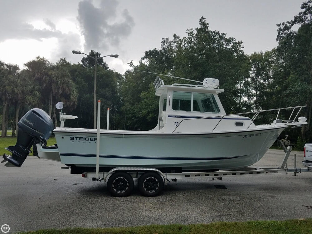 2018 Steiger Craft boat for sale, model of the boat is 23DV Miami & Image # 7 of 40