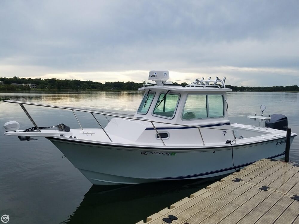 2018 Steiger Craft boat for sale, model of the boat is 23DV Miami & Image # 13 of 40