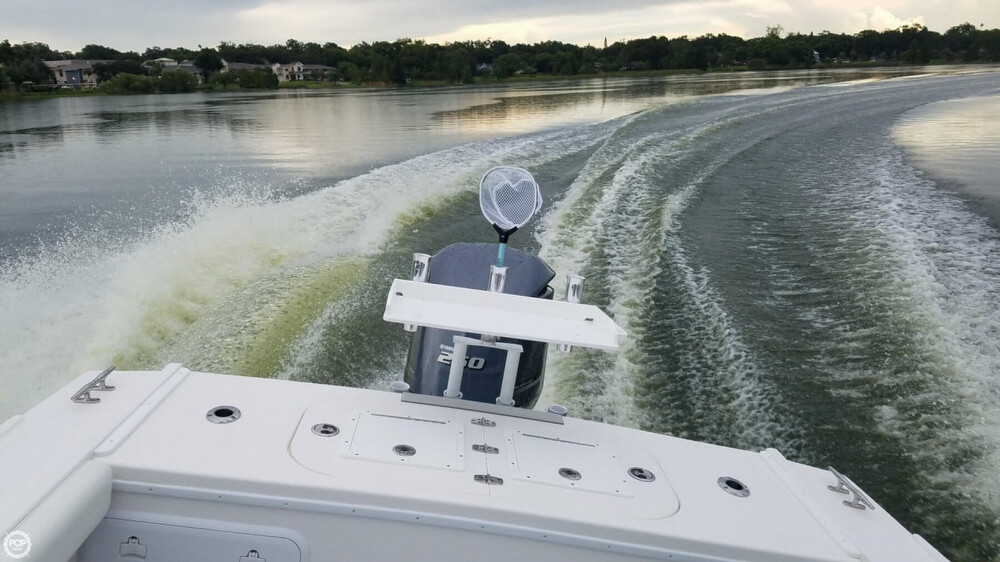 2018 Steiger Craft boat for sale, model of the boat is 23DV Miami & Image # 4 of 40