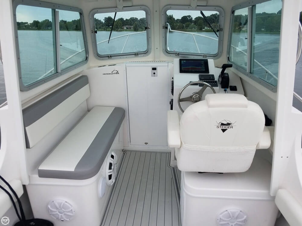 2018 Steiger Craft boat for sale, model of the boat is 23DV Miami & Image # 3 of 40
