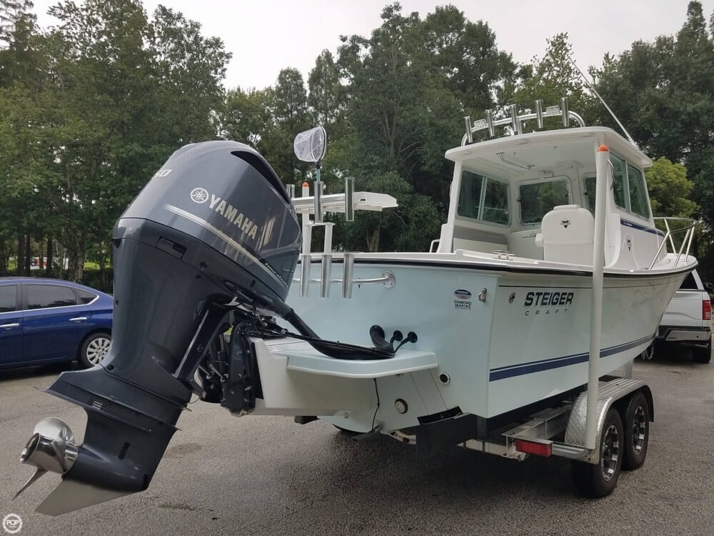 2018 Steiger Craft boat for sale, model of the boat is 23DV Miami & Image # 16 of 40