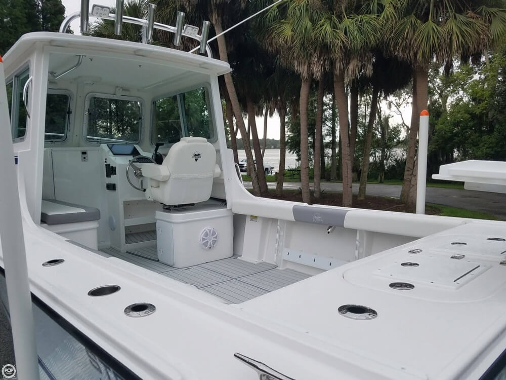 2018 Steiger Craft boat for sale, model of the boat is 23DV Miami & Image # 38 of 40