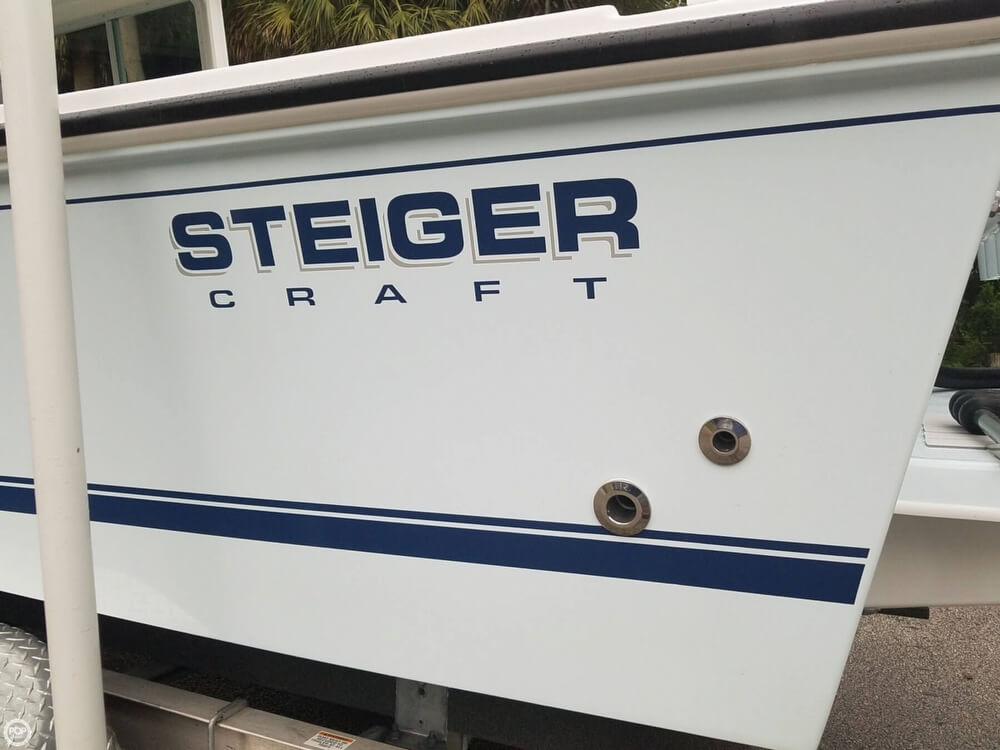 2018 Steiger Craft boat for sale, model of the boat is 23DV Miami & Image # 39 of 40