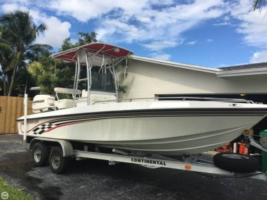 Paramount 21 Superfisherman, 23', for sale - $29,500