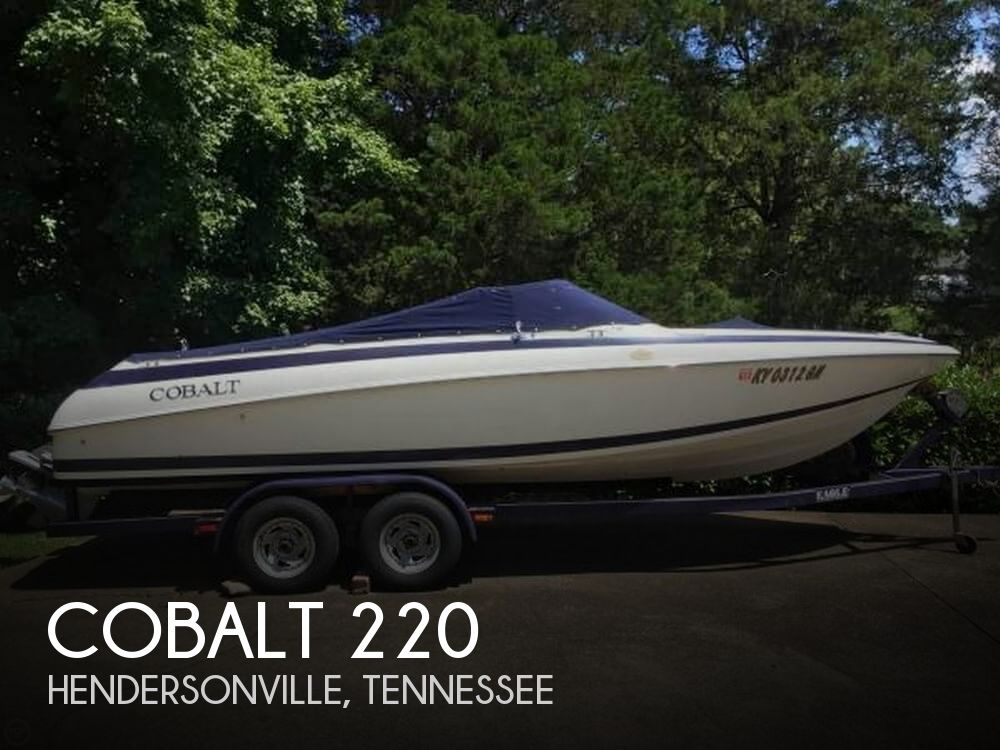Used Boats For Sale by owner | 1998 Cobalt 22