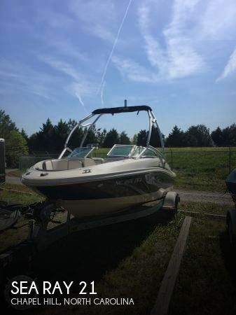 Used Sea Ray Boats For Sale in North Carolina by owner   2010 Sea Ray 21