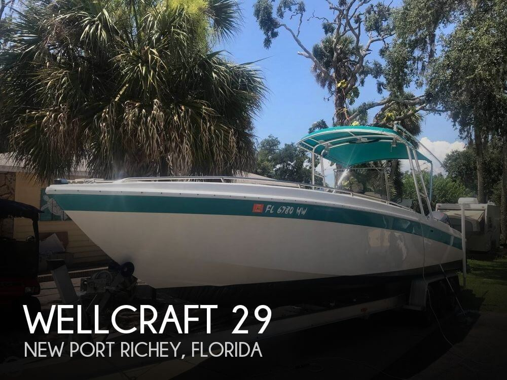 Used Wellcraft Boats For Sale in Florida by owner | 1994 Wellcraft 29