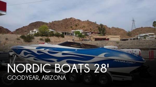 Used Boats For Sale in Arizona by owner | 2006 Nordic Boats Heat 28 Mid-Cabin