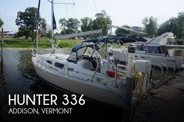 Used Hunter Sailboats For Sale by owner | 2005 Hunter 33