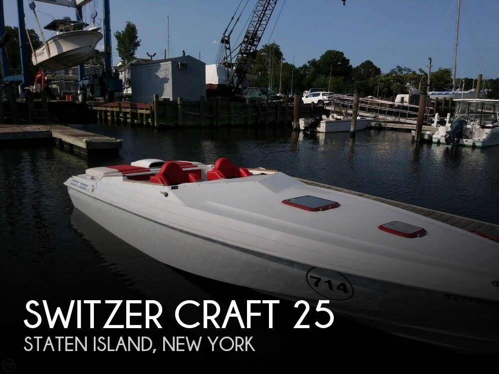 Used Switzer craft Boats For Sale by owner | 1990 Switzer Craft 25