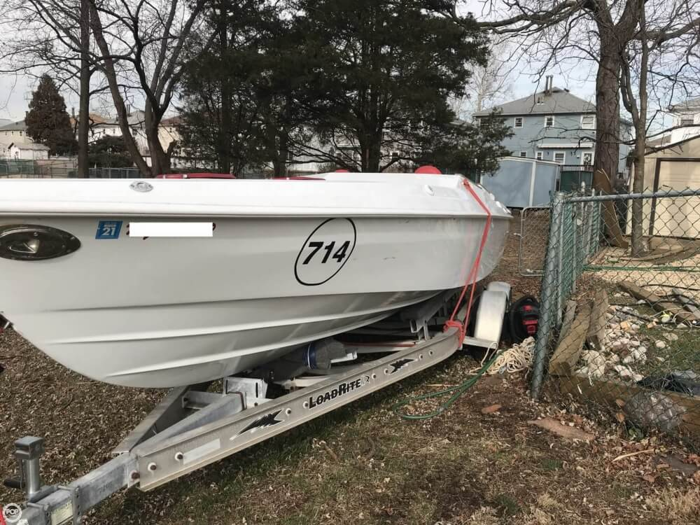 1990 Switzer Craft boat for sale, model of the boat is 25 & Image # 3 of 40