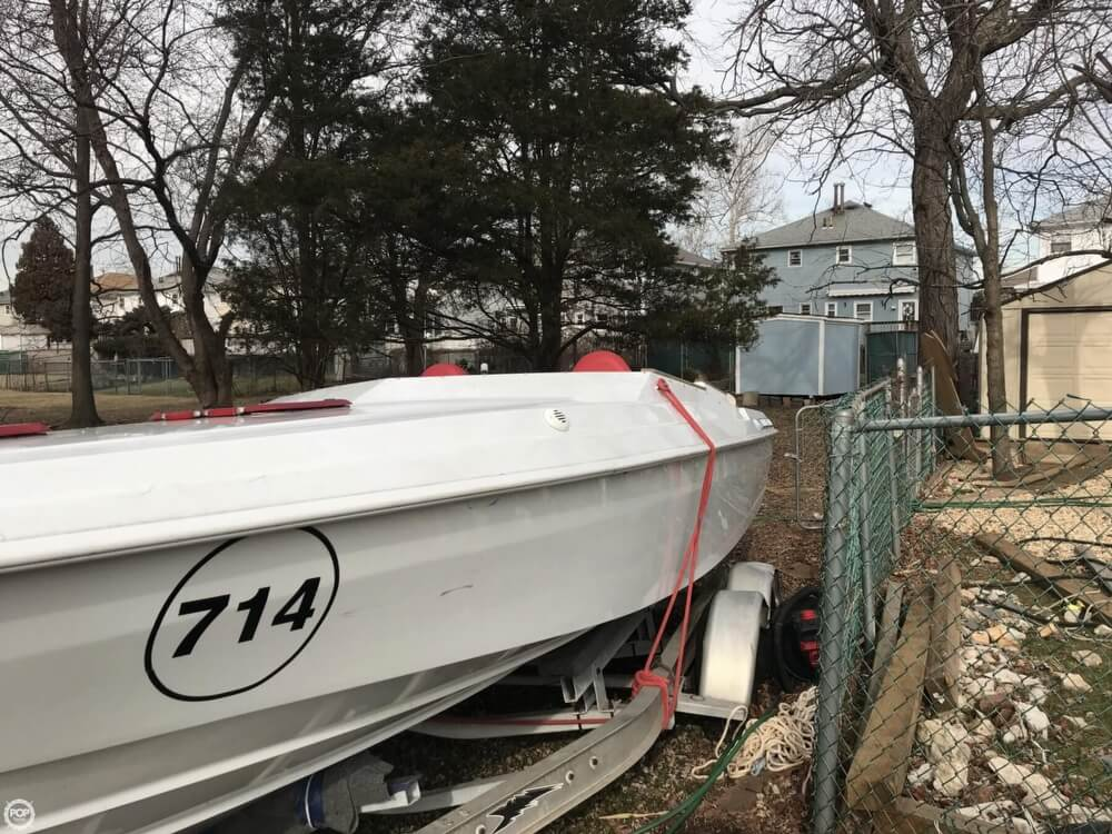 1990 Switzer Craft boat for sale, model of the boat is 25 & Image # 4 of 41