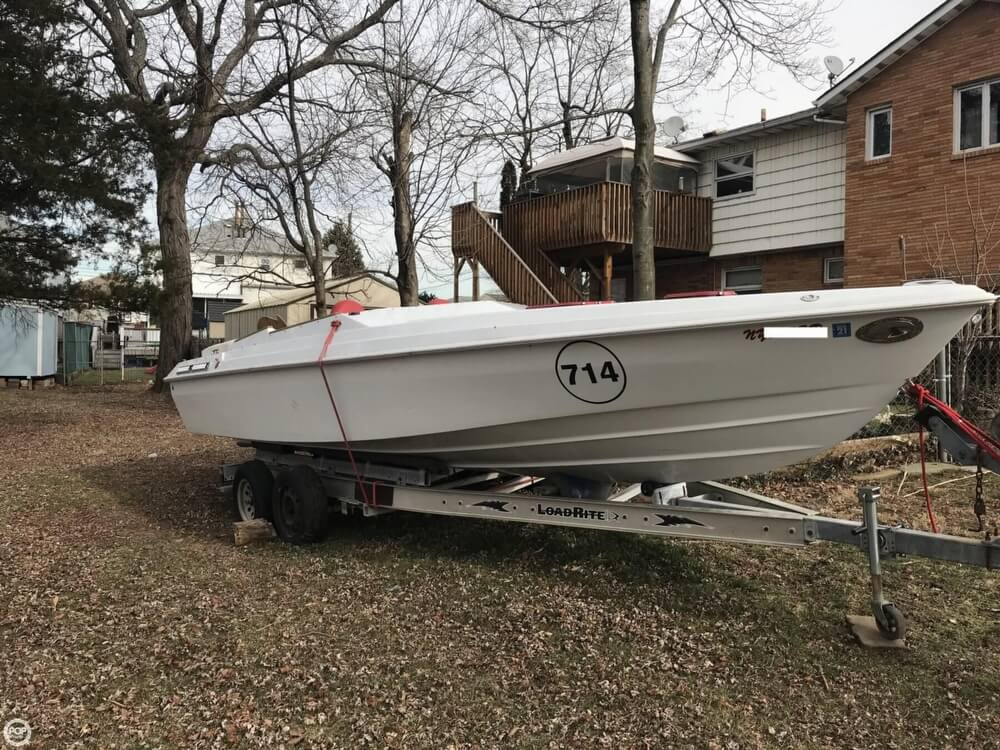 1990 Switzer Craft boat for sale, model of the boat is 25 & Image # 5 of 40