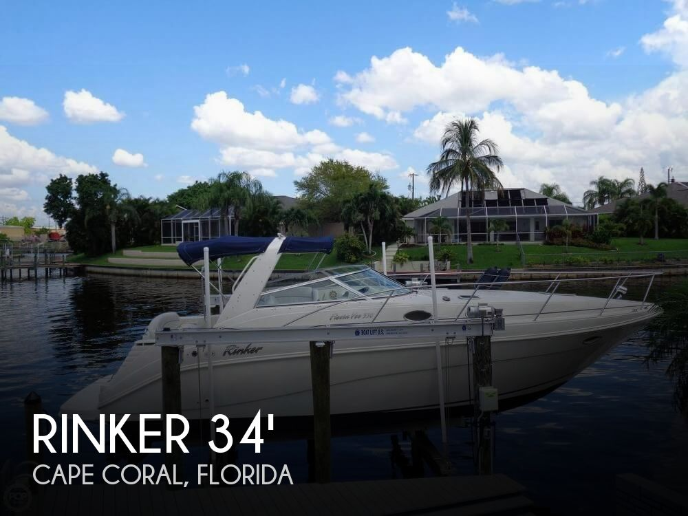 Used Rinker 34 Boats For Sale by owner | 1998 Rinker 34