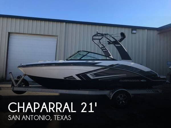 Used Chaparral Ski Boats For Sale by owner | 2017 Chaparral 21