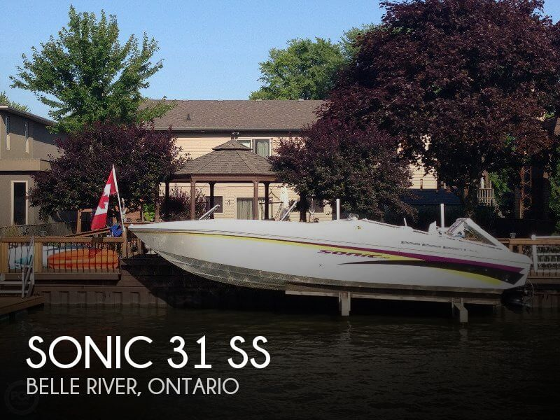 Used Sonic Boats For Sale by owner | 2004 Sonic 31