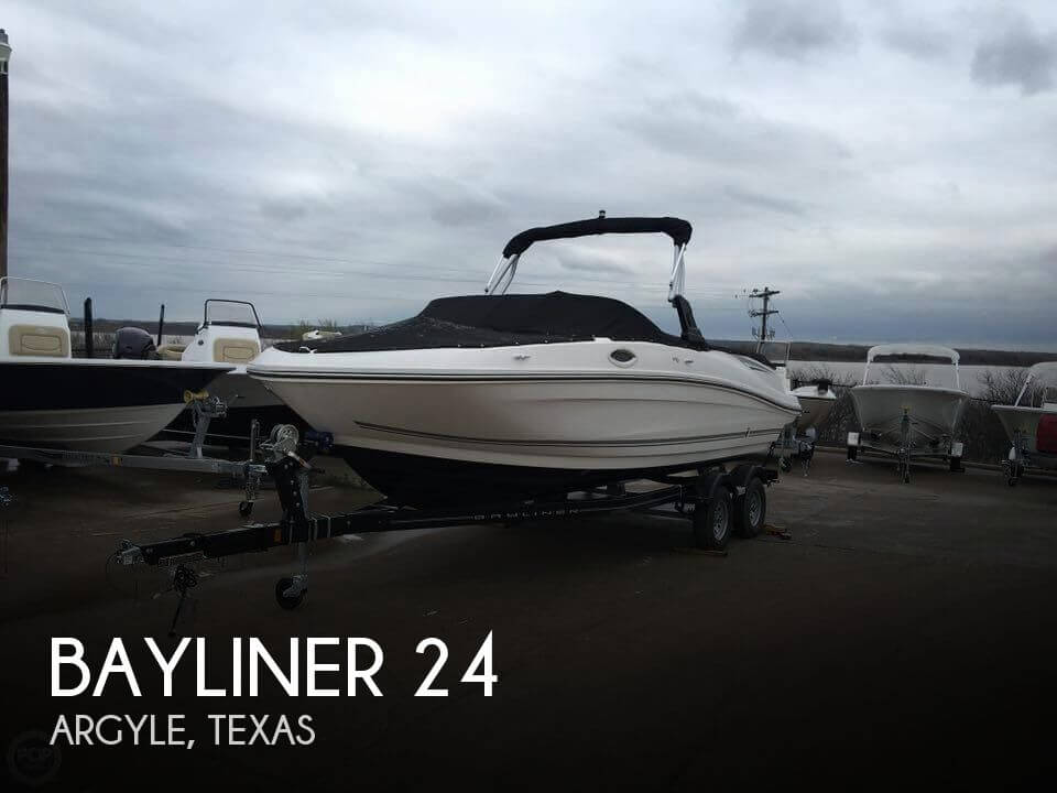 Used Bayliner Boats For Sale in Texas by owner | 2016 Bayliner 24