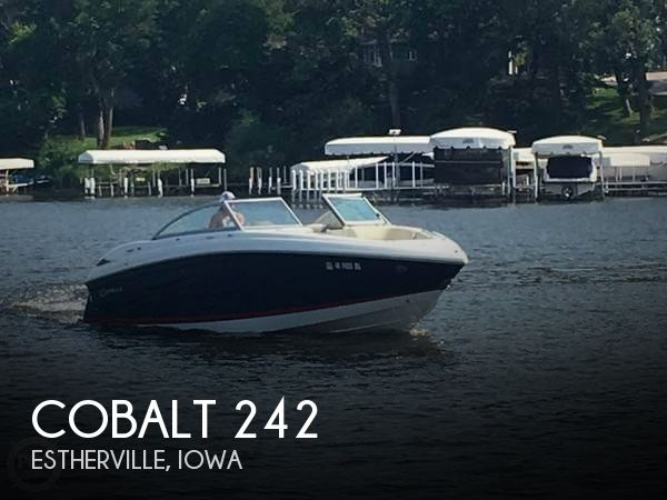 Used Boats For Sale in Iowa by owner | 2010 Cobalt 26