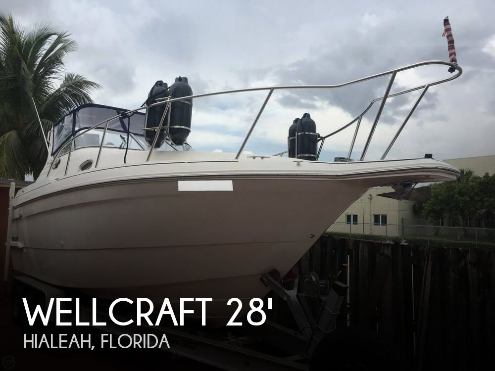 Used Wellcraft 28 Boats For Sale by owner | 1999 Wellcraft 28