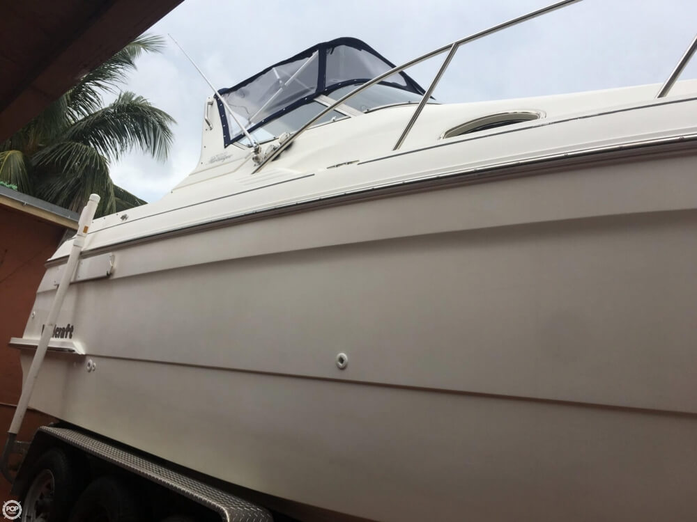 1999 Wellcraft boat for sale, model of the boat is 2800 Martinique & Image # 5 of 40