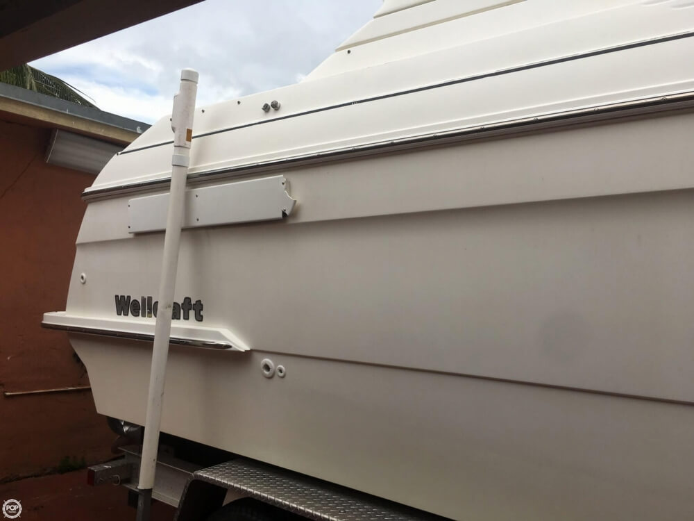 1999 Wellcraft boat for sale, model of the boat is 2800 Martinique & Image # 8 of 40