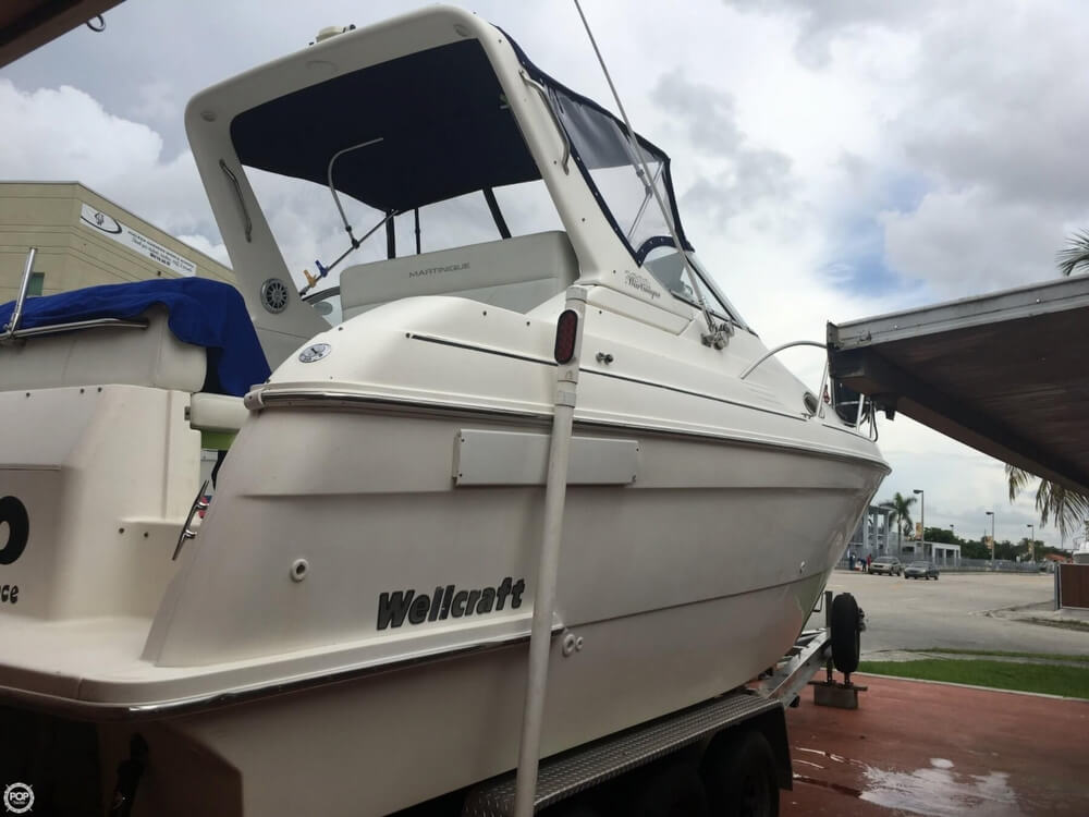 1999 Wellcraft boat for sale, model of the boat is 2800 Martinique & Image # 9 of 40
