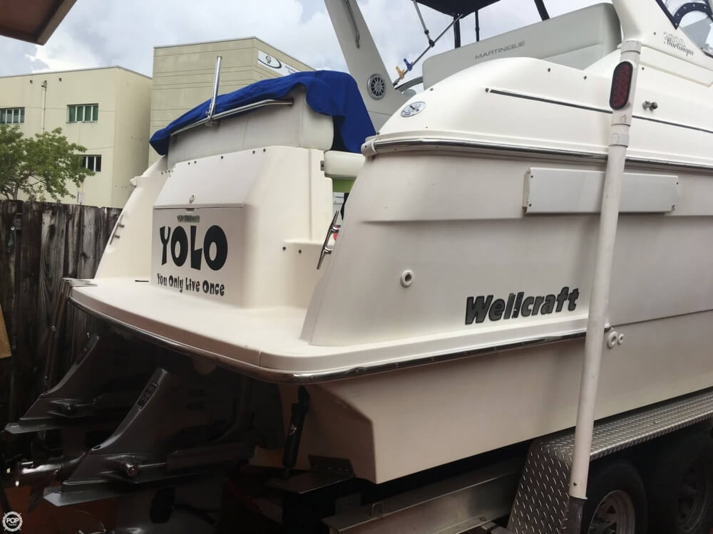 1999 Wellcraft boat for sale, model of the boat is 2800 Martinique & Image # 10 of 40