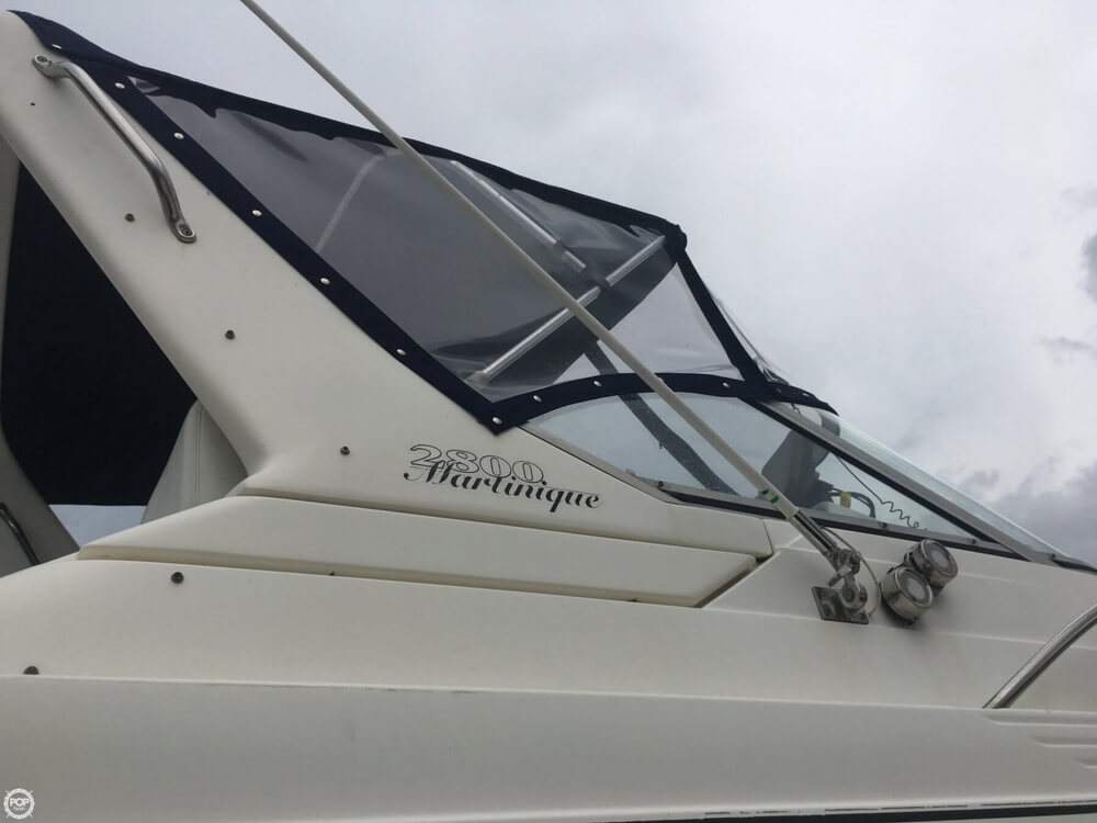 1999 Wellcraft boat for sale, model of the boat is 2800 Martinique & Image # 19 of 40