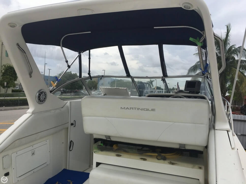 1999 Wellcraft boat for sale, model of the boat is 2800 Martinique & Image # 29 of 40