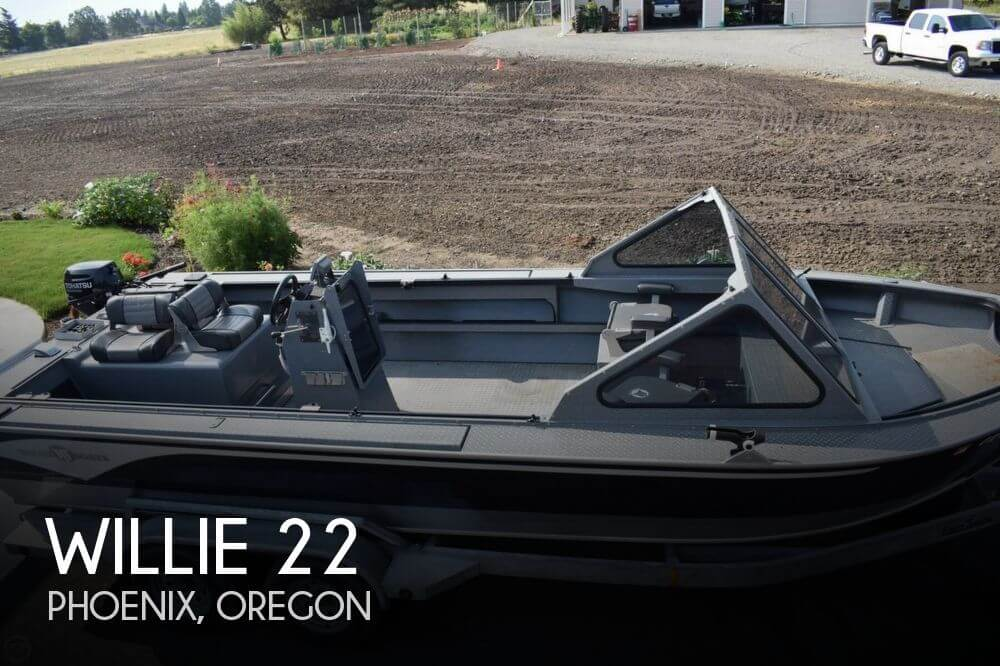 Used Boats For Sale in Medford, Oregon by owner | 2005 Willie 22