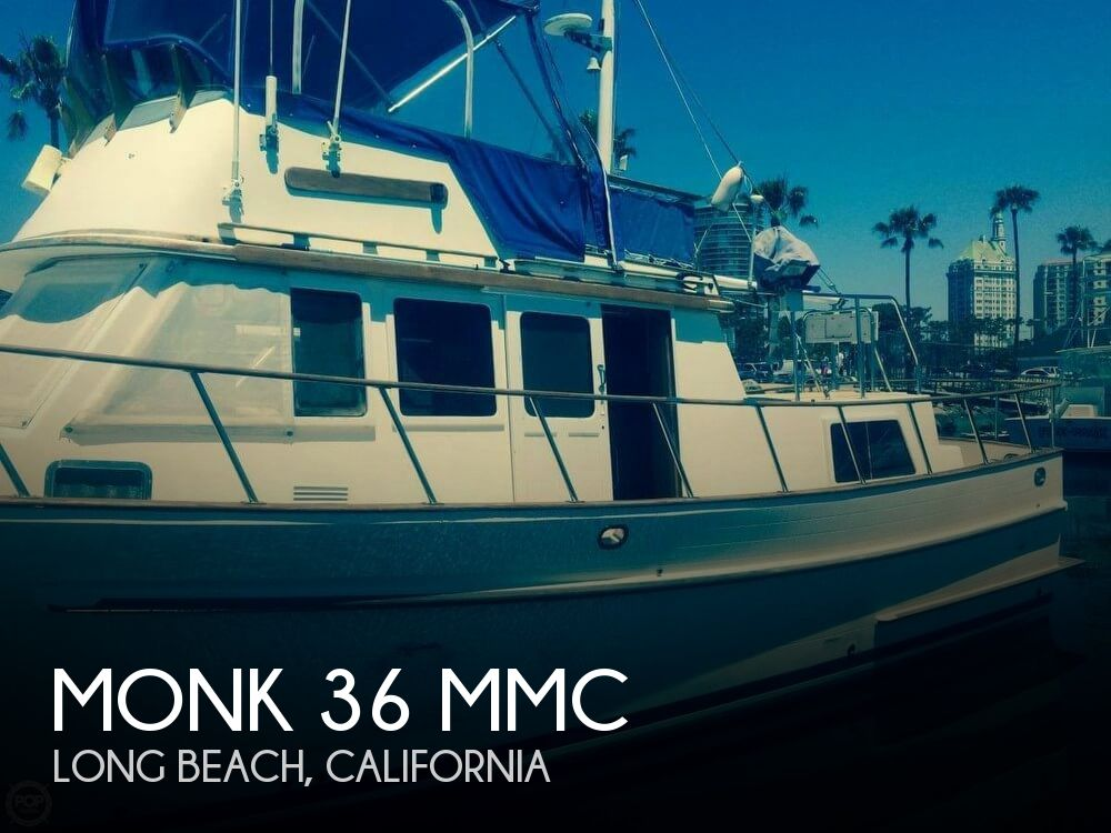 Used Monk Boats For Sale by owner | 1986 Monk 39