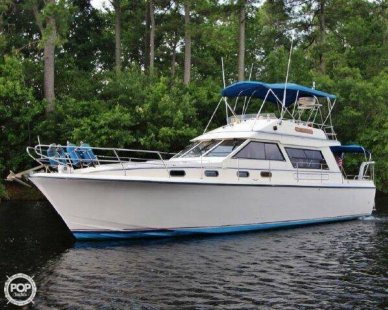 Princess 412-2, 41', for sale - $49,000
