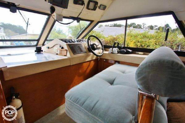1983 Princess Yachts boat for sale, model of the boat is 412-2 & Image # 4 of 40