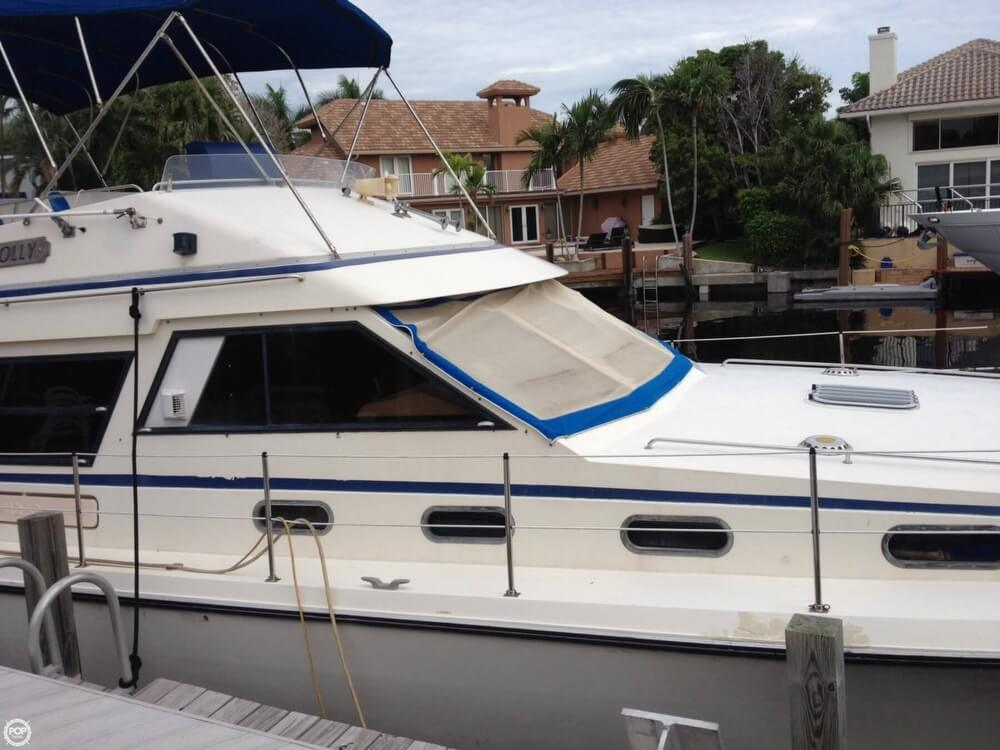 1983 Princess Yachts boat for sale, model of the boat is 412-2 & Image # 6 of 40