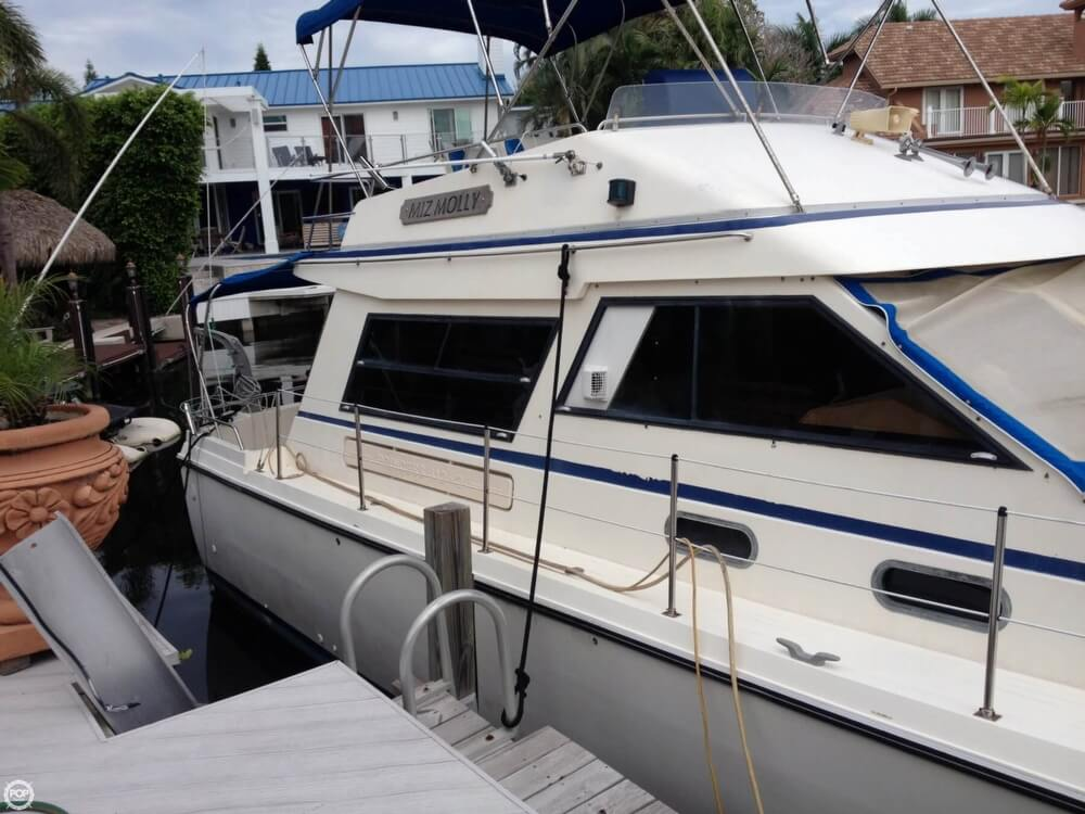 1983 Princess Yachts boat for sale, model of the boat is 412-2 & Image # 7 of 40